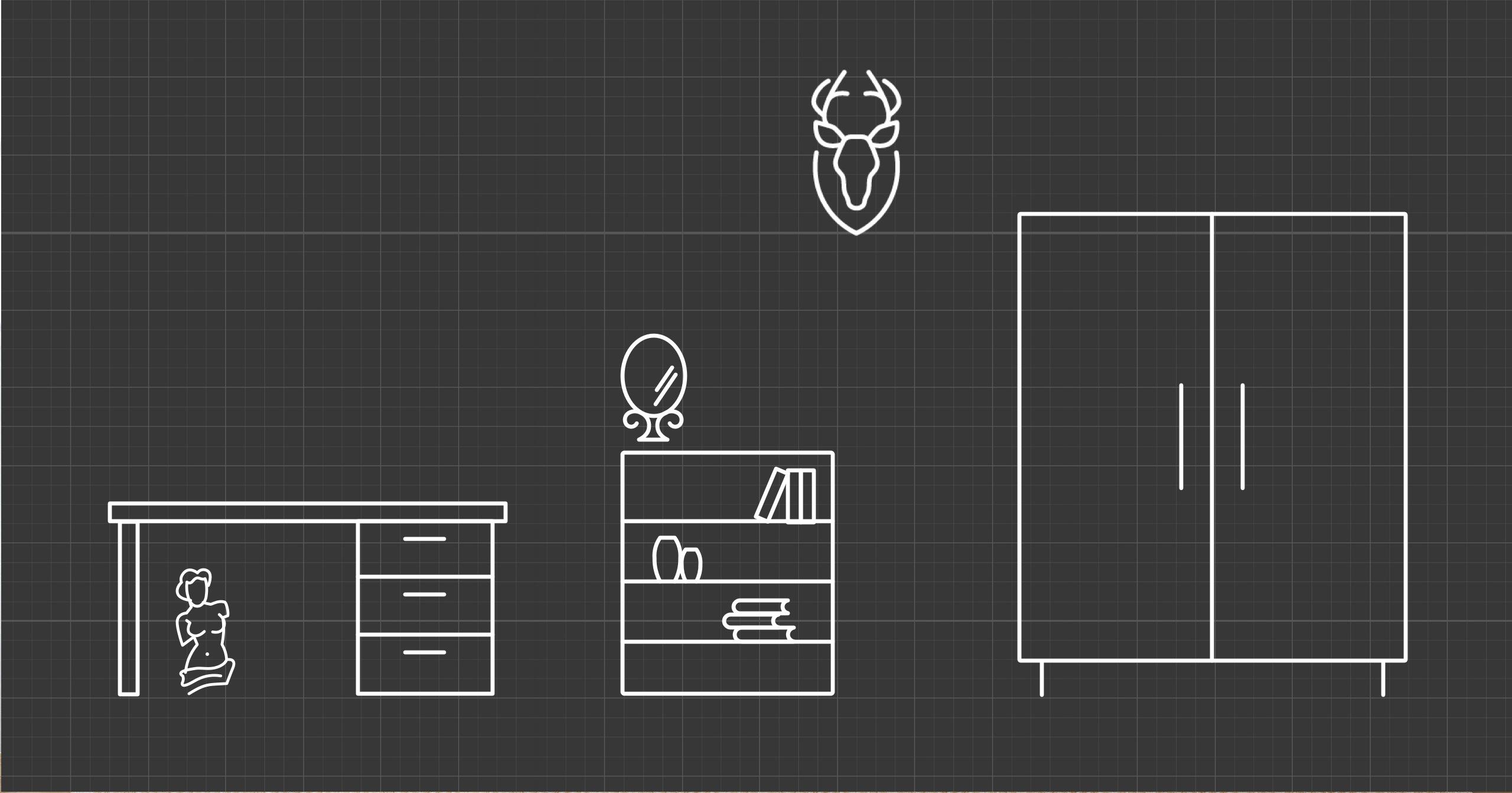 Icons for Raumbild — Litvinsky Studio